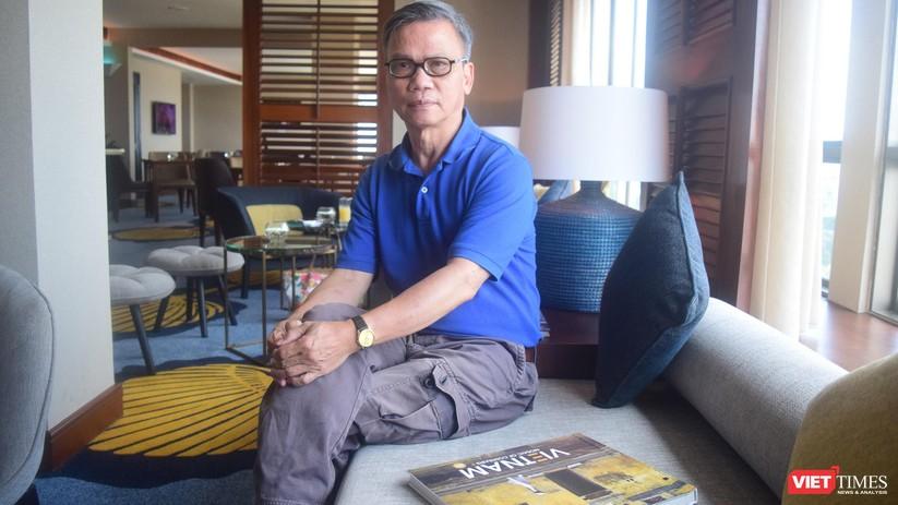 """Tiến sĩ Nguyễn Hữu Liêm – Tự hào là """"Triết gia nhà quê"""" ảnh 2"""