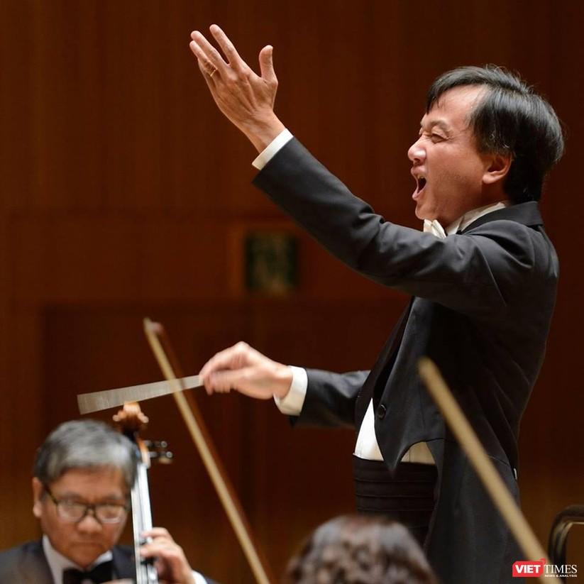 Stéphane Trần Ngọc mang đàn triệu đô về chơi kiệt tác dành cho violon ảnh 2