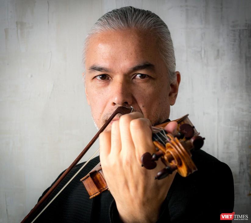Stéphane Trần Ngọc mang đàn triệu đô về chơi kiệt tác dành cho violon ảnh 1