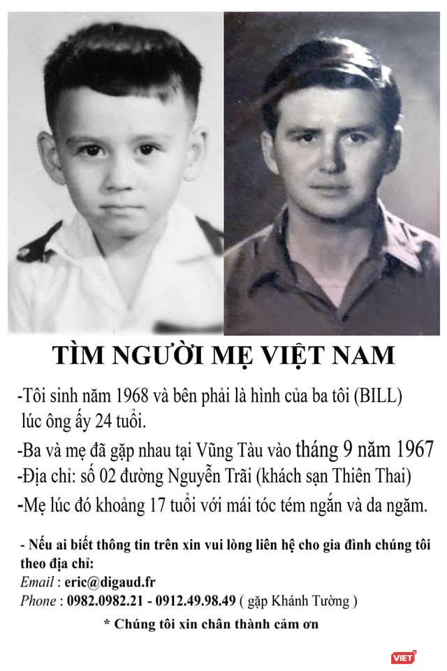 Đạo diễn Pháp nhất định phải tìm lại mẹ Việt Nam sau gần 50 năm thất lạc ảnh 7