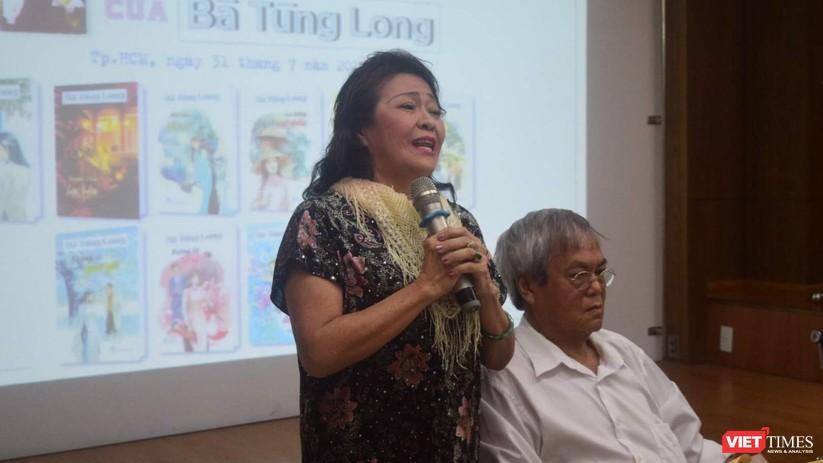 Bà Tùng Long trở lại văn đàn Việt với 10 đầu sách hot ảnh 3