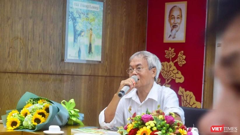 Nhà văn Nguyễn Đông Thức kể nhiều hồi ức về má