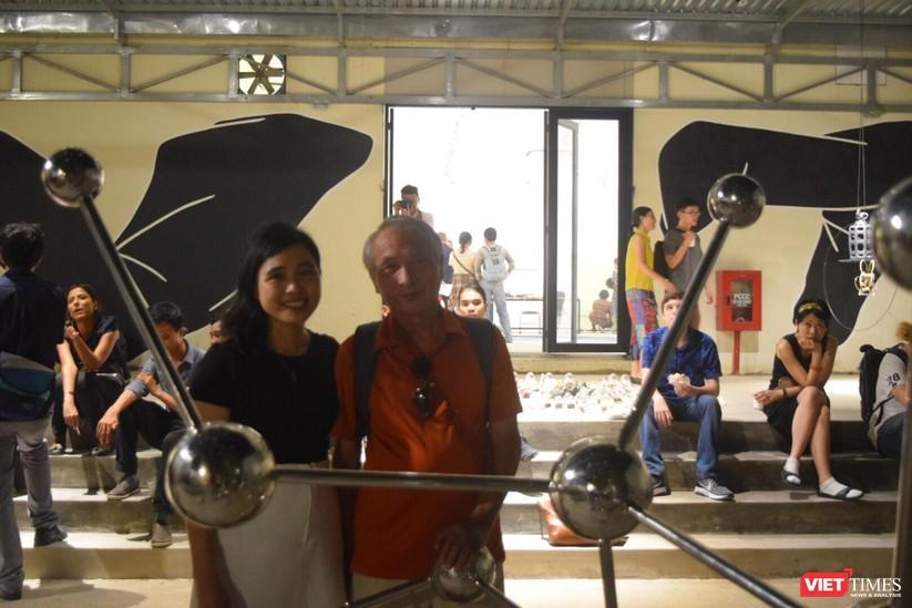 """Bí ẩn tỏa sáng Public Art """"Mật Mật Mật"""" của Ly Hoàng Ly ảnh 4"""