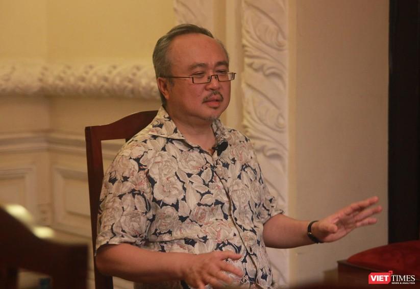 NSND Đặng Thái Sơn trò chuyện về hiện trạng âm nhạc Việt Nam trên trường quốc tế