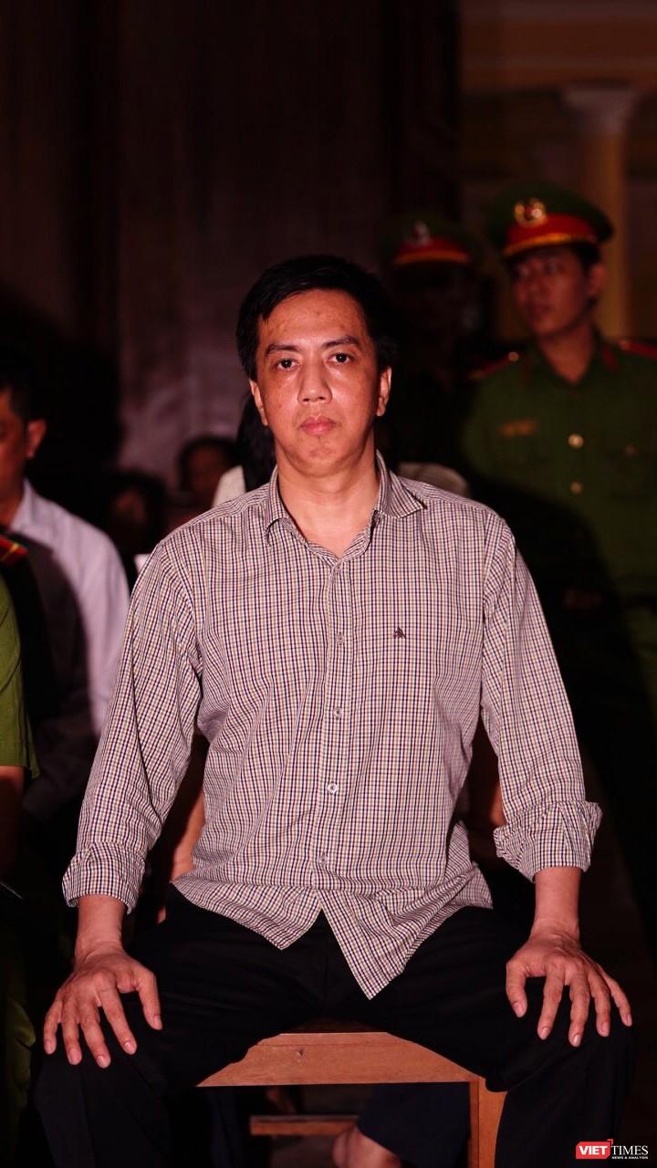 Bị cáo Võ Mạnh Cường đã thay đổi nhiều lời khai tại phiên xử ngày 25/9