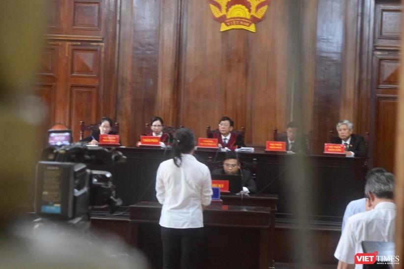 Bị cáo Phan Cẩm Loan bị đề nghị mức phạt tù 6-7 năm