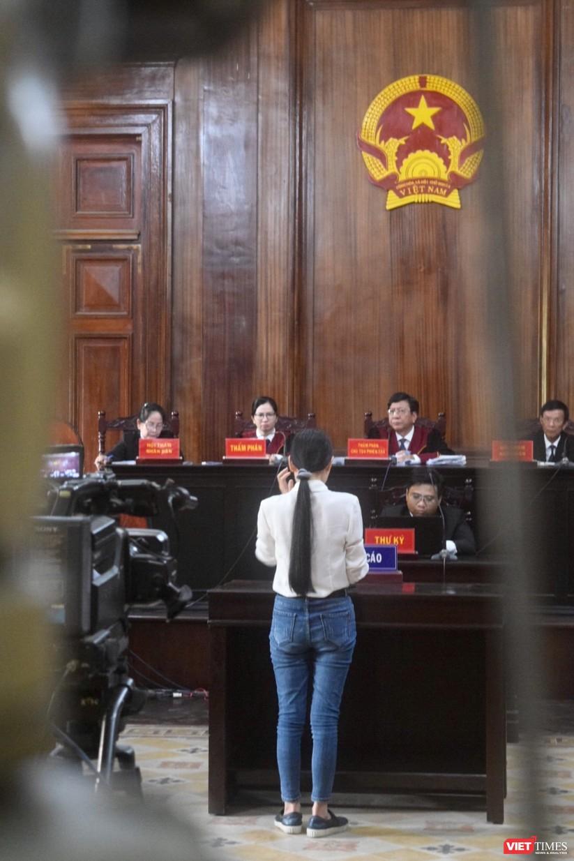 Bị cáo Lê Thị Vũ Phương bị đề nghị mức phạt tù 6-7 năm
