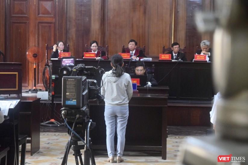 Bị cáo Hoàng Trúc Vy bị đề nghị mức phạt tù 3-4 năm