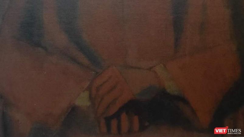 Họa sĩ Nguyễn Thị Hiền lên tiếng vụ giả tranh Nguyễn Sáng bán trên Sotheby's ảnh 3