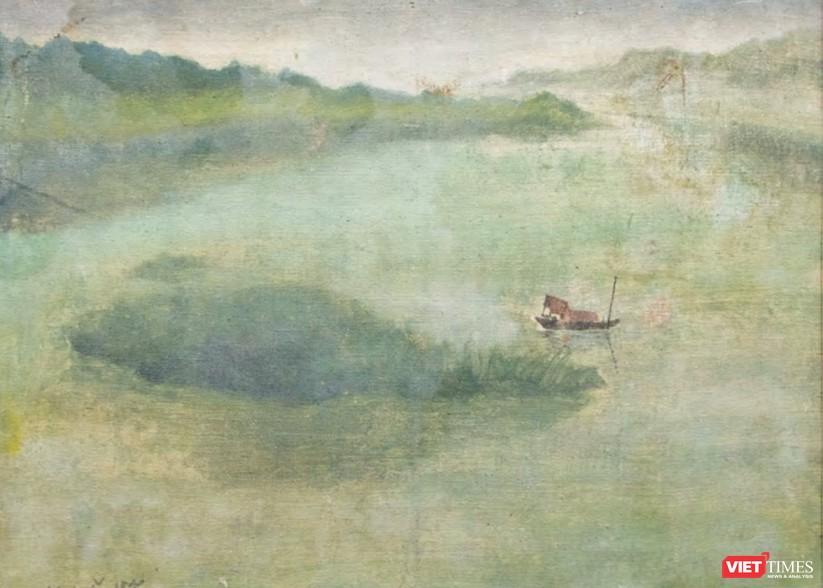 Một góc bức tranh