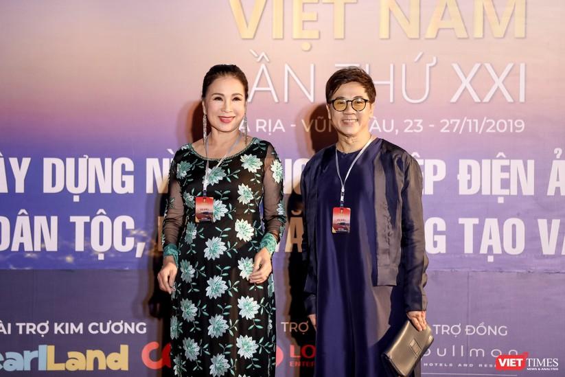 """""""Ngàn sao"""" đổ về Vũng Tàu khai mạc LHP Việt Nam lần thứ 21 ảnh 3"""