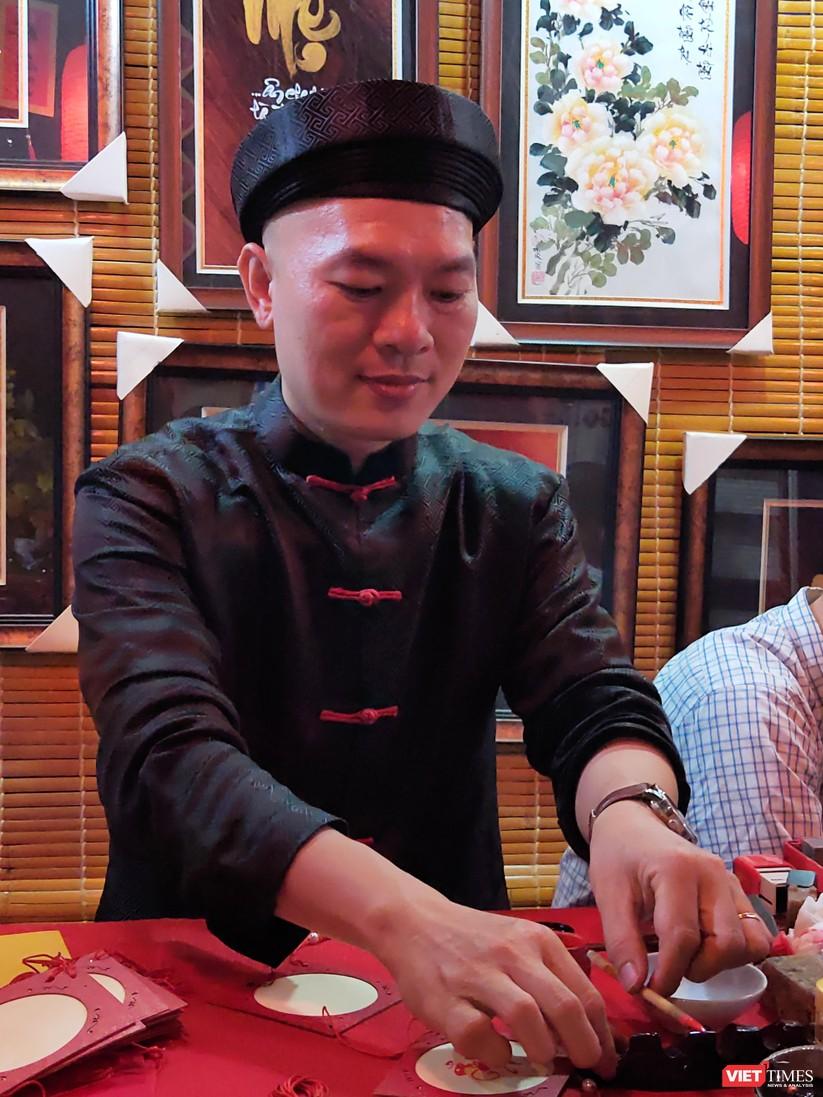 Náo nhiệt phố ông đồ Tết Festival đón xuân Canh Tý 2020 ảnh 6