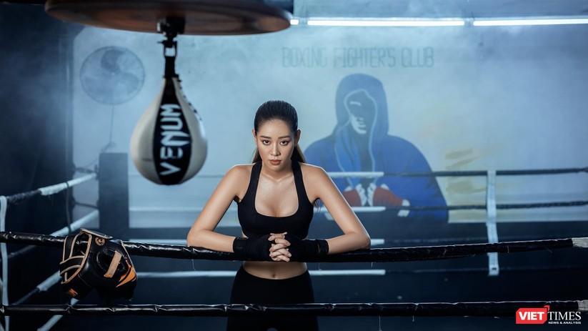 Hoa hậu Khánh Vân đồng hành cùng các em gái không may bị xâm hại tình dục