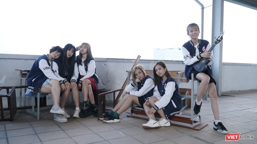 """""""Lala School - Đường đua idol thế hệ Z"""" chắc chắn sẽ không thiếu những màn biểu diễn âm nhạc, vũ đạo sôi động và lôi cuốn (Ảnh: NVCC)"""