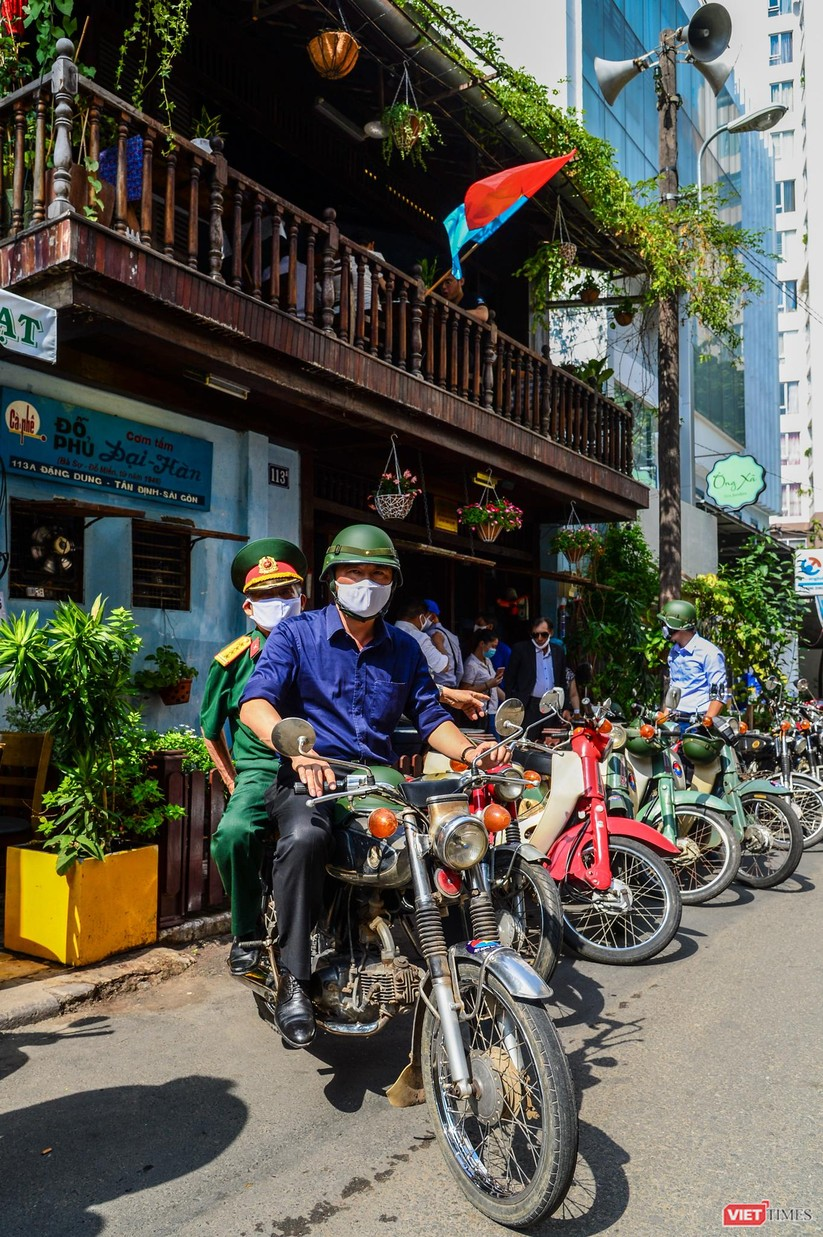 """""""Theo dấu chân Biệt động Sài Gòn"""" ngày 30/4 ảnh 1"""