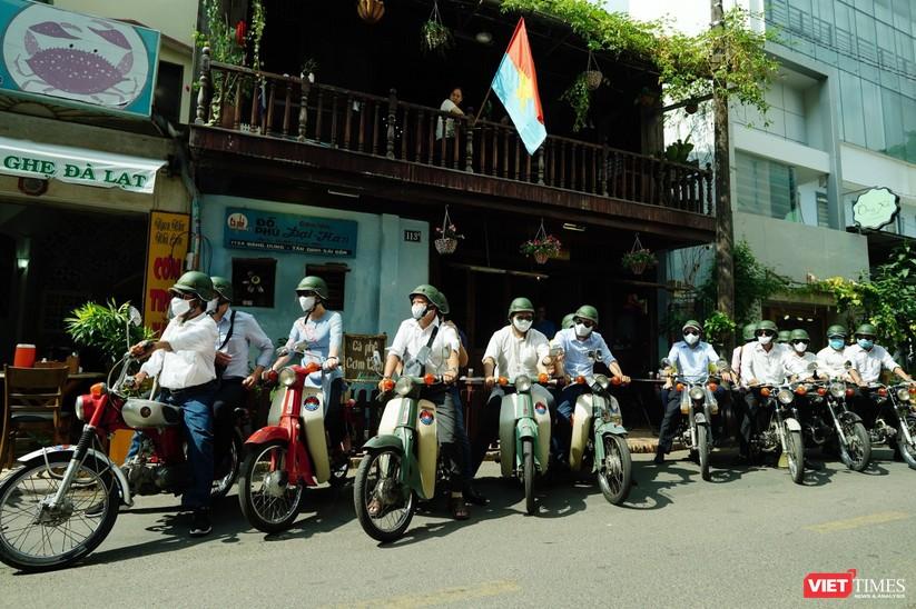 """""""Theo dấu chân Biệt động Sài Gòn"""" ngày 30/4 ảnh 2"""