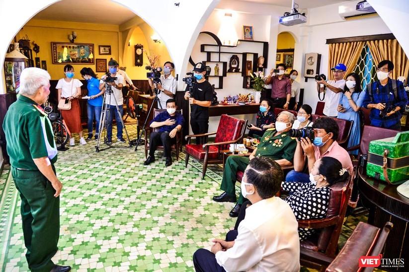 """""""Theo dấu chân Biệt động Sài Gòn"""" ngày 30/4 ảnh 3"""