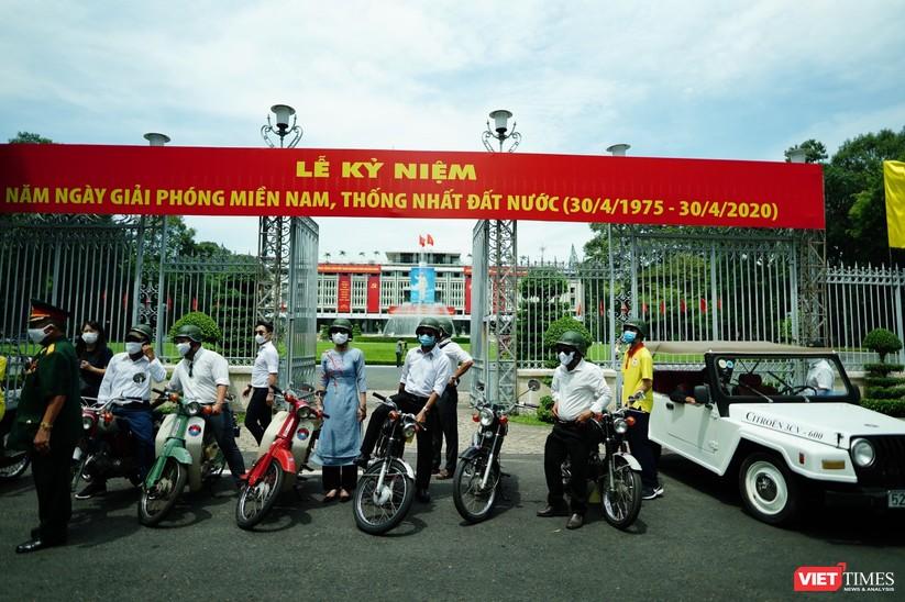"""""""Theo dấu chân Biệt động Sài Gòn"""" ngày 30/4 ảnh 4"""