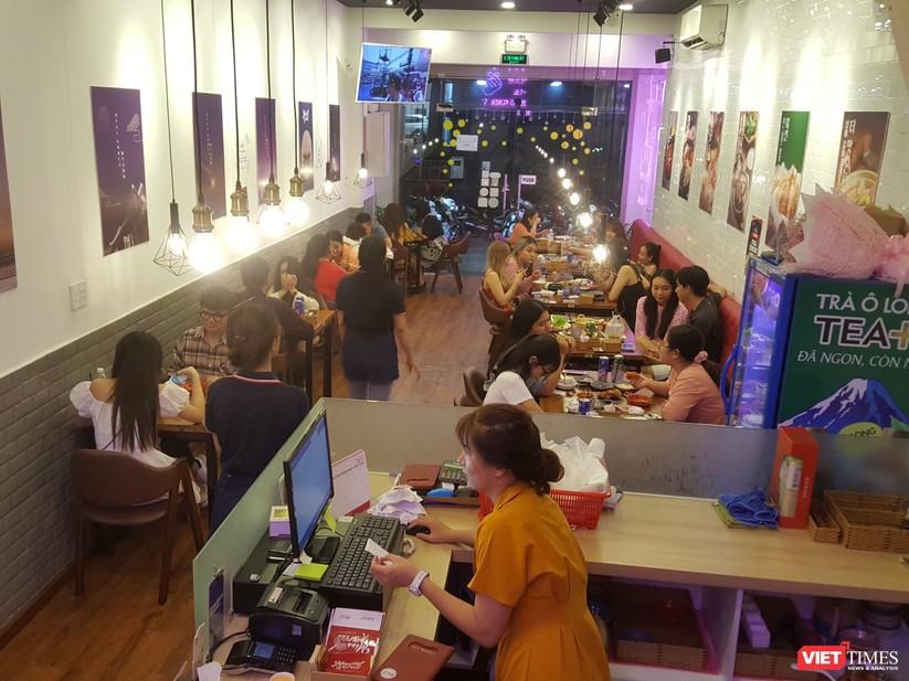 Tình cảnh đối lập hẳn với Miss Korea dịp Tết rất nhộn nhịp đông khách (Ảnh: Miss Korea cung cấp)
