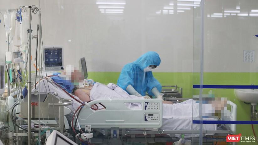 Video bệnh nhân 91- phi công người Anh có dấu hiệu hồi tỉnh ảnh 1