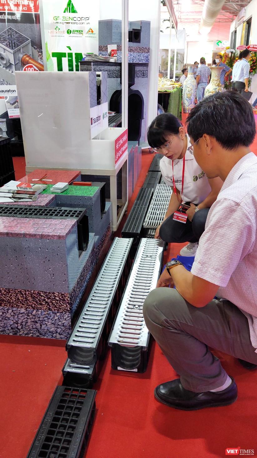 Giới xây dựng quan tâm tới hệ cống composite lắp ghép nhanh do GreenSolution phân phối