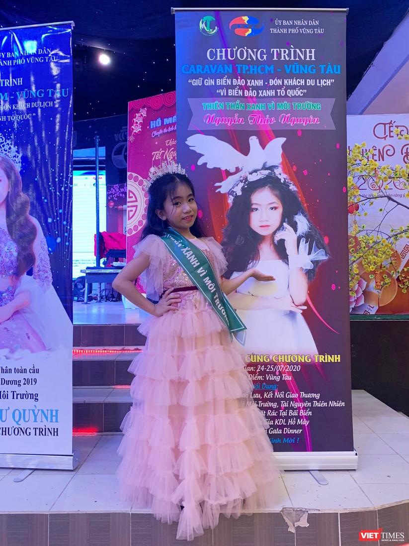 Nguyễn Thảo Nguyên - Alice Nguyễn, siêu mẫu nhí tài năng