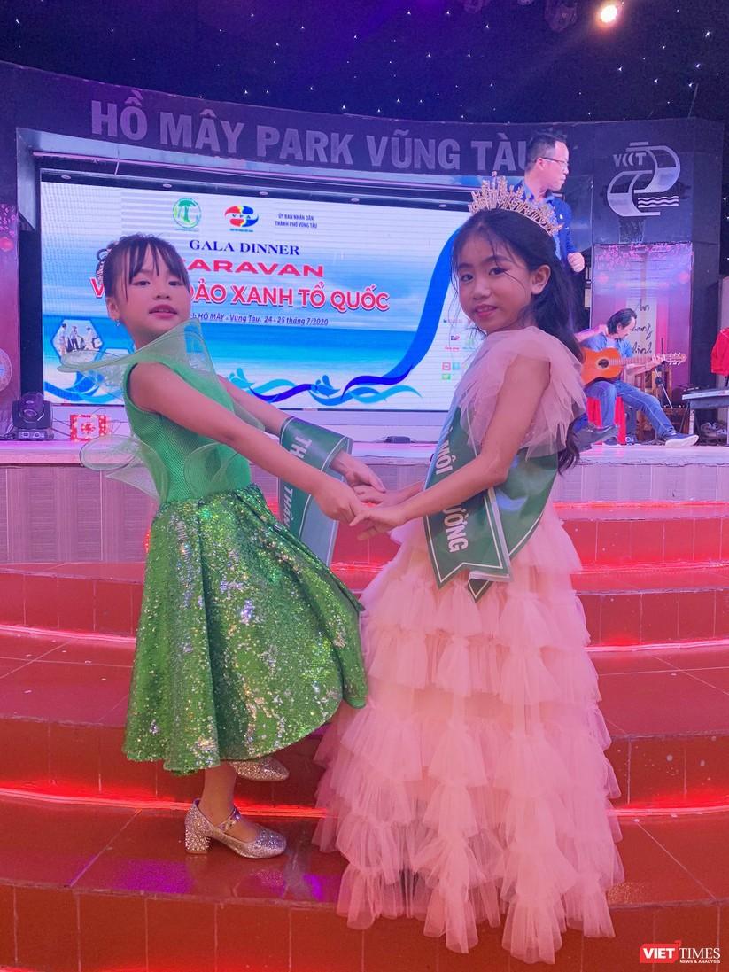 Thiên thần xanh vì môi trường gọi tên siêu mẫu nhí Nguyễn Thảo Nguyên ảnh 9