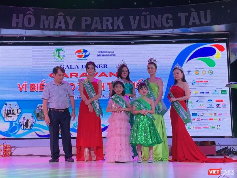 Thiên thần xanh vì môi trường gọi tên siêu mẫu nhí Nguyễn Thảo Nguyên ảnh 10