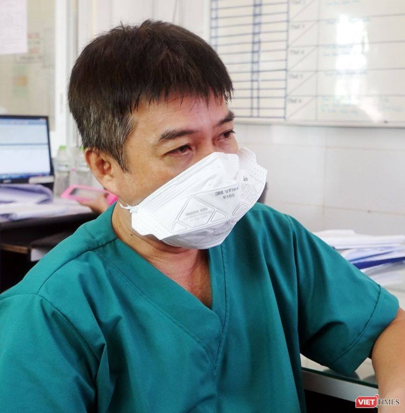 Bác sĩ Trần Thanh Linh được gọi với tên gọi thân thương là