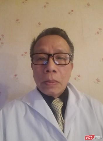BS Phạm Chí Kiên từng làm việc tại BV Ung Bướu TP.HCM 25 năm, nay đang sống tại Pháp