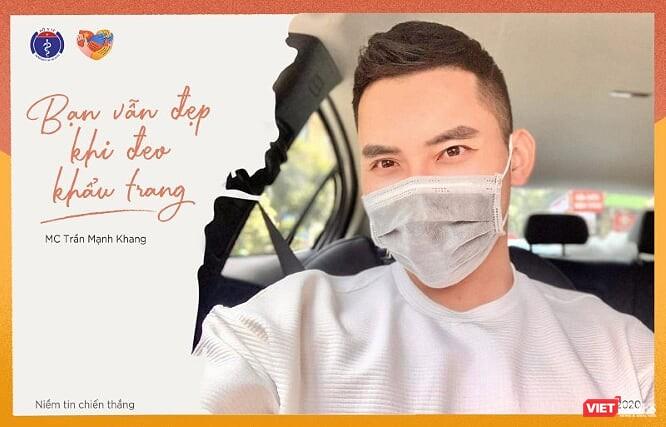 MC Trần Mạnh Khang