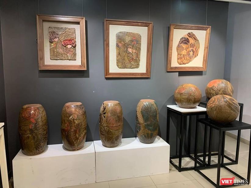Bộ sưu tập bình gốm của Hà Hùng Dũng