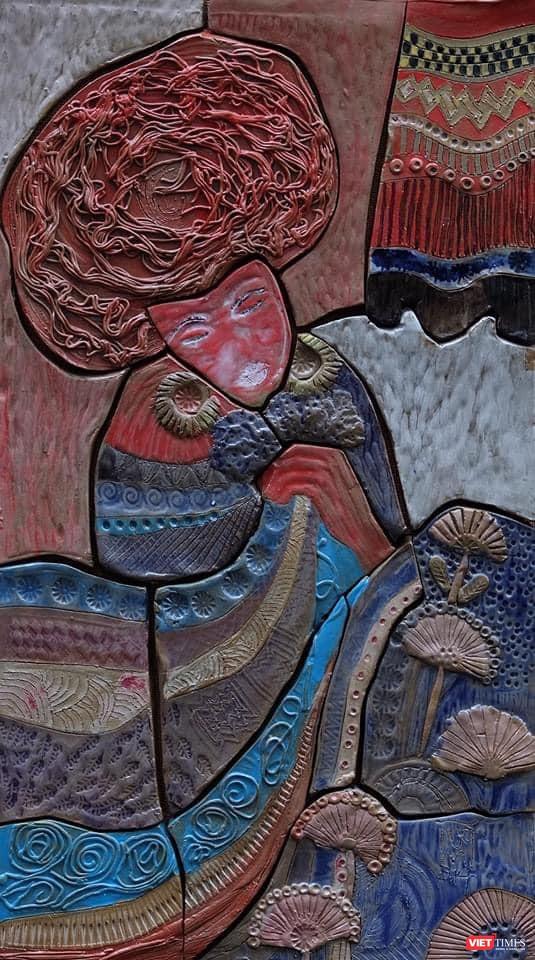 """6 họa sĩ """"Ngẫu hứng với gốm"""": up hình lên Facebook là không còn tác phẩm đi triển lãm ảnh 10"""