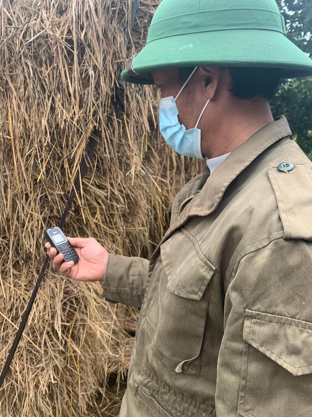 Phần 5: Tâm tư của người dân nông thôn đang sử dụng điện thoại 2G ảnh 1