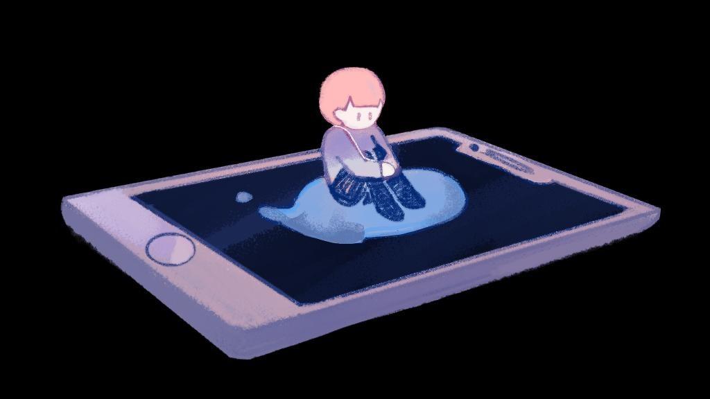 """Cần bao nhiêu quyết tâm để """"cai nghiện"""" điện thoại di động? ảnh 2"""