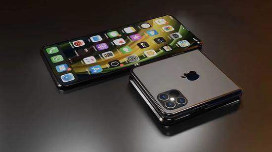 Apple trở thành biến số lớn nhất trên thị trường điện thoại màn hình gập ảnh 6