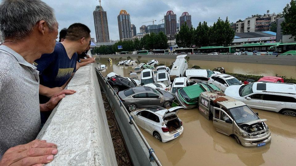 """Bài học từ trận mưa lớn """"nghìn năm có một"""" ở Trung Quốc và sức mạnh công nghệ trong thiên tai ảnh 2"""