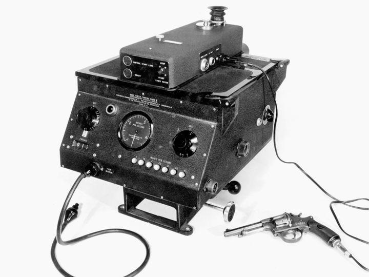 """Nhìn lại 125 năm công nghệ Olympic: Từ """"nhân tạo"""" sang """"trí tuệ"""" ảnh 8"""