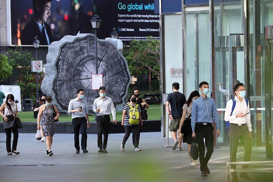 Những bài học bổ ích từ 6 sáng kiến chuyển đổi số của Singapore ảnh 1
