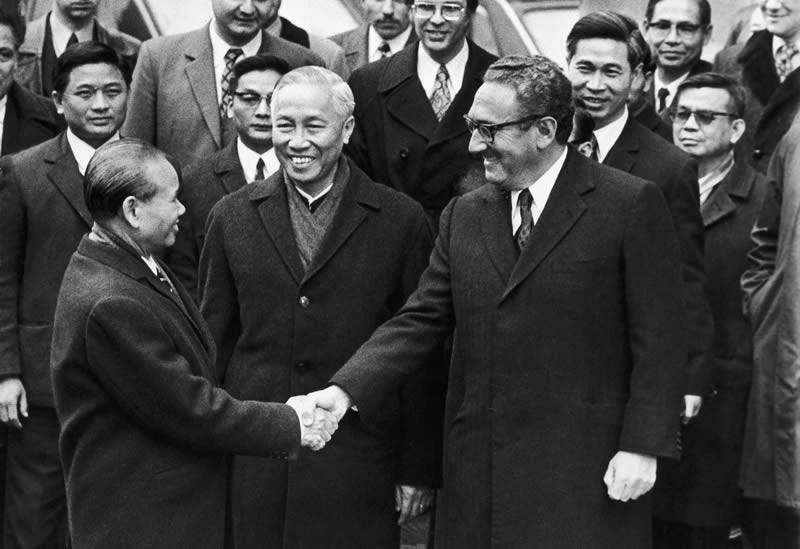 Huyền thoại ngoại giao Nguyễn Cơ Thạch trong mắt một giáo sư Harvard ảnh 4