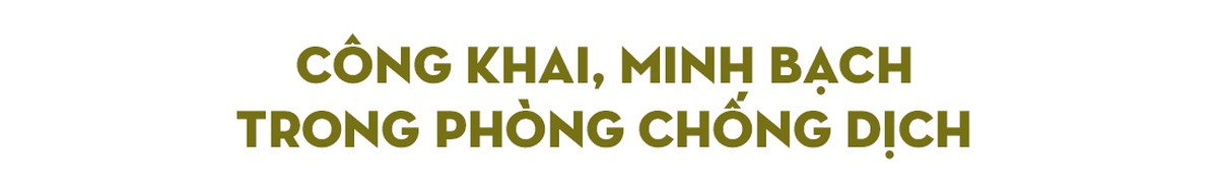 Thứ trưởng Đỗ Xuân Tuyên: Người đến từ vùng dịch không phải F1, F2 khuyến khích tự theo dõi sức khỏe ảnh 6