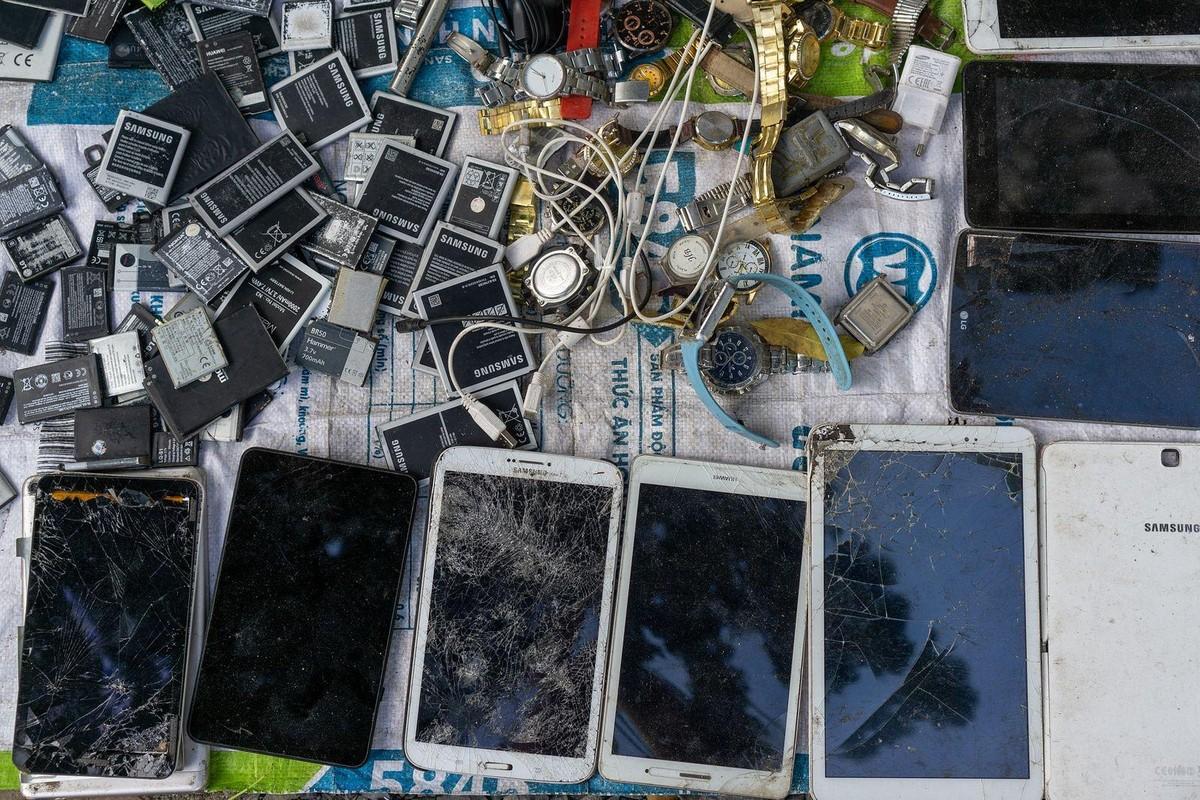 Rác thải điện tử - Vấn đề mới của xã hội hiện đại: 10 cách đơn giản để giảm thiểu ảnh 2
