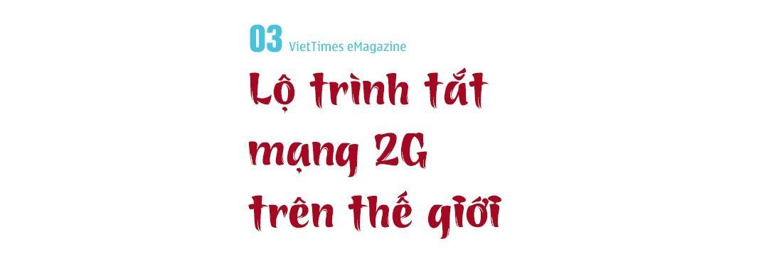 Phần 6: Việt Nam nên tắt 2G hay 3G? ảnh 4