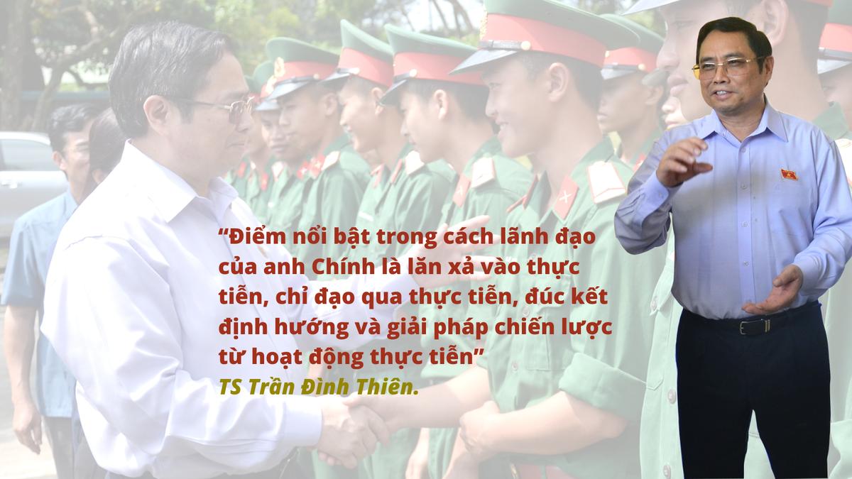 """""""Kinh nghiệm Quảng Ninh sẽ là hành trang cho anh Chính đảm trách cương vị cao hơn"""" ảnh 1"""