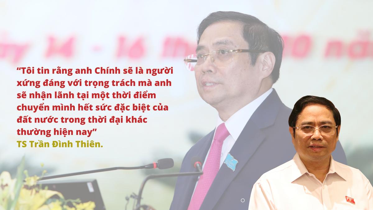 """""""Kinh nghiệm Quảng Ninh sẽ là hành trang cho anh Chính đảm trách cương vị cao hơn"""" ảnh 4"""