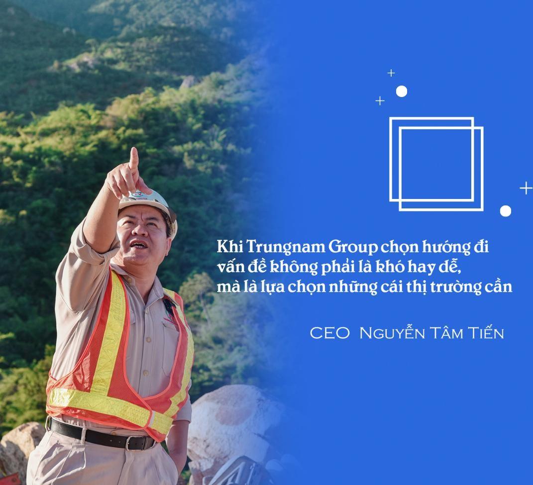 CEO Nguyễn Tâm Tiến: Chuyển nhượng cổ phần là cách giúp Trungnam Group 'khoẻ hơn' ảnh 4