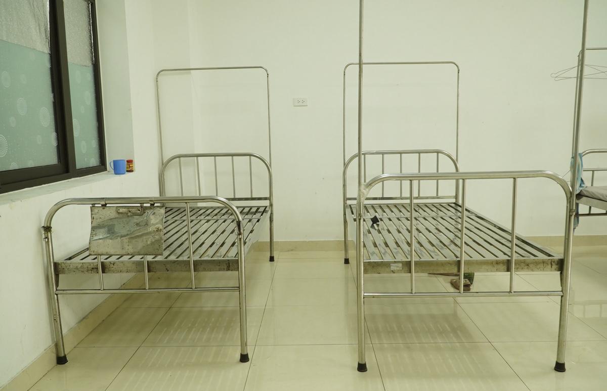 """Sốc: Khám phá động """"bay lắc"""" bên trong Bệnh viện Tâm thần Trung ương I ảnh 1"""