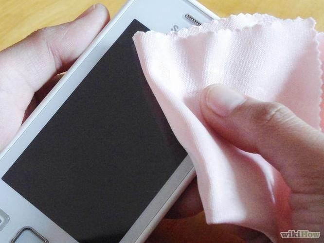 Làm thế nào để làm sạch điện thoại di động ảnh 2