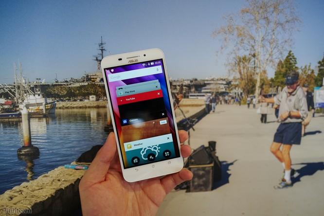 Trên tay Asus Zenfone Max: điện thoại kiêm pin di động giá 4.5 triệu đồng ảnh 1