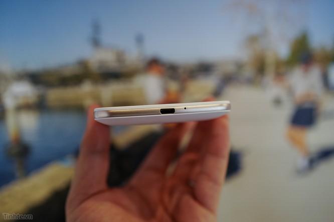 Trên tay Asus Zenfone Max: điện thoại kiêm pin di động giá 4.5 triệu đồng ảnh 6